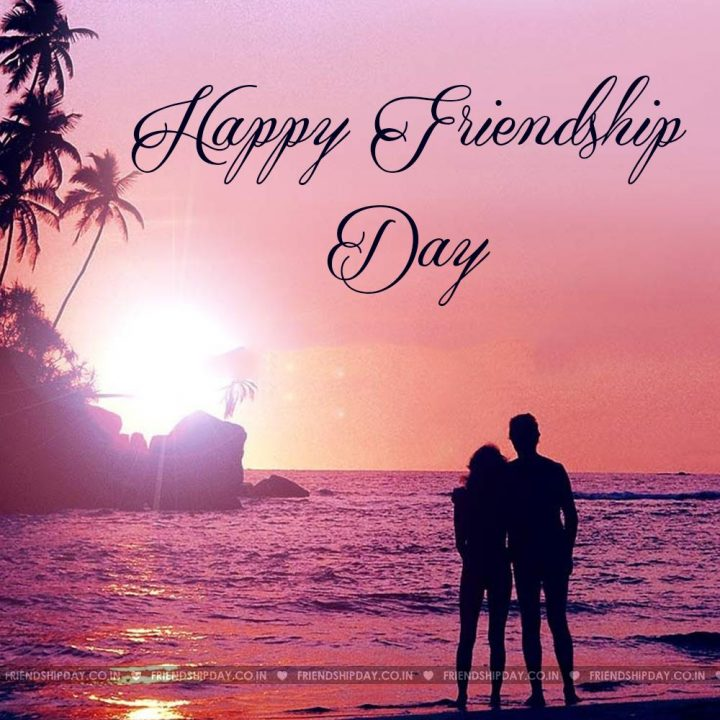 friendship day in india date | Happy Friendship Day Messages ...